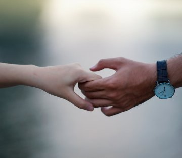 When Gratitude Holds Hands with Grief