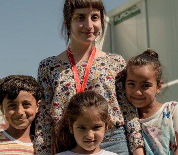 METAdrasi: Escorting Children to Freedom and Hope