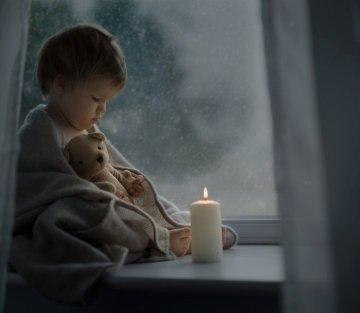 Palpable Dark & Light: Parenting in the COVID Era