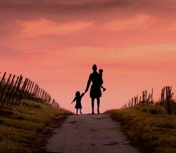 Motherhood: Facing & Finding Yourself