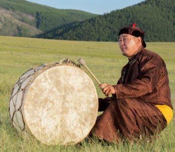 Valentina Suzukei and the Music of Tuva