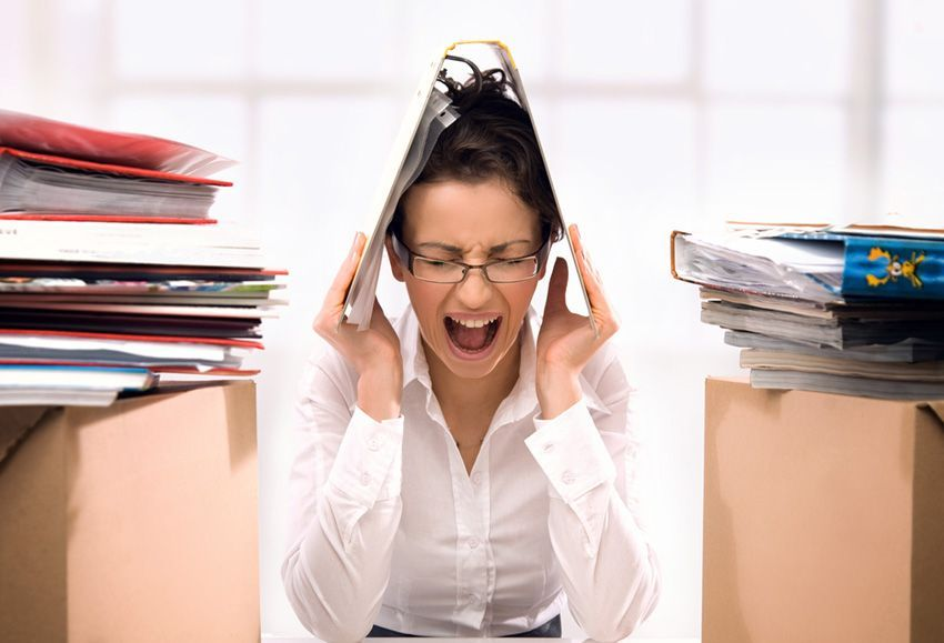 Deal with Work-Related Stress Now or Else You'll Suffer Heavier Health Problems Later
