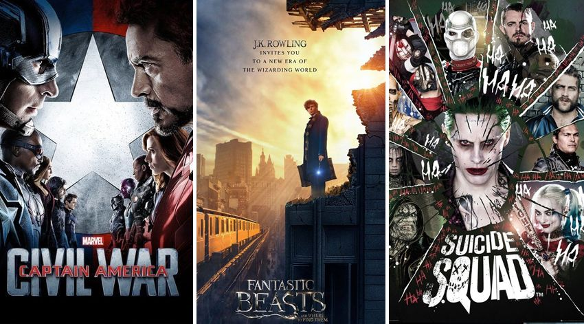 10 Highest Grossing Films of 2016 and the Reasons Behind The Success