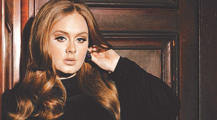 The Grammys love the fact that Adele's record sales have been off the charts.