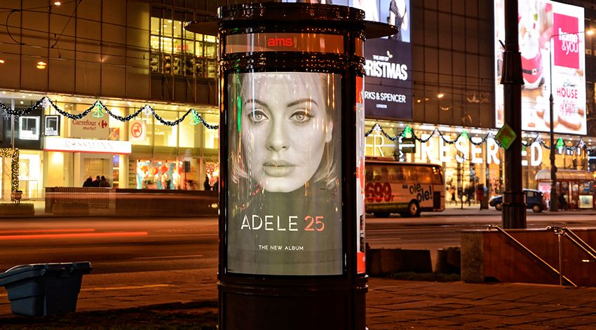 Adele New Music