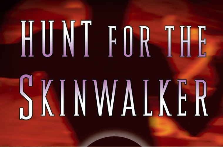 Hunt for the Skinwalker book cover title