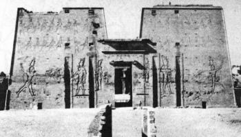 Figure 4 - Temple of Edfu