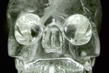 Not the M-H Crystal Skull