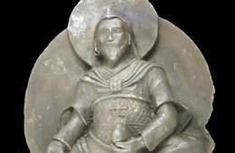 Buddhist 'Iron Man' made of meteorite stolen by Nazis