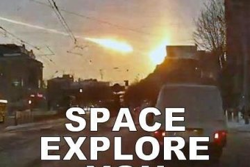 In Soviet Russia, Space Explore You