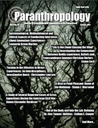Paranthropology 4:1a