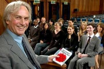 Richard Dawkins and the Kid Congregation