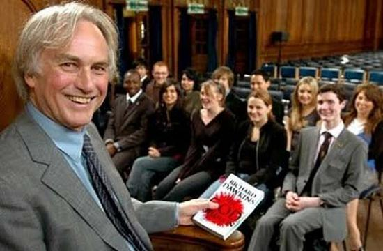 Richard Dawkins and the Kid Congregation
