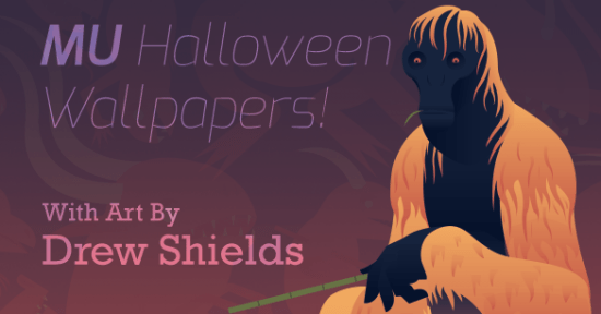 Mysterious Universe Halloween Wallpapers