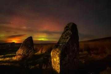The Achavanich Stones,Caithness, by Stewart Watt