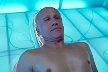Christoph Waltz in Terry Gilliam's 'Zero Theorem'