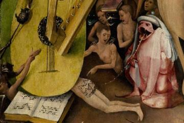 Bosch's Music on the Bum