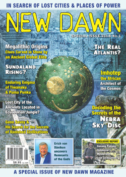 Cover of New Dawn Special Issue Volume 8 No. 1