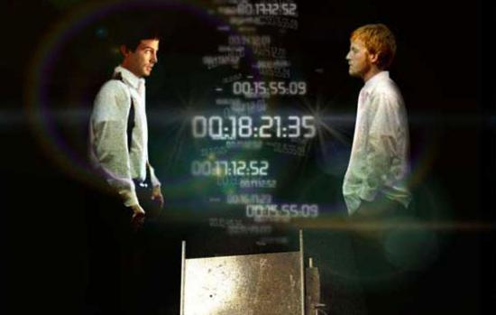 Poster for Time-Travel Movie 'Primer'