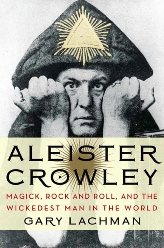 Aleister Crowley Book Cover
