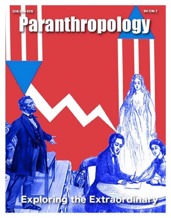 Paranthropology 5:2