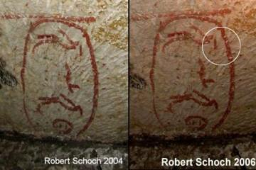 The Khufu Cartouche, Before and After
