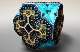 Faberge Fractal by Tom Beddard