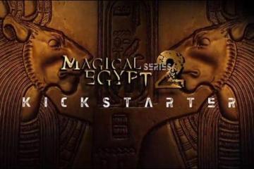 Magical Egypt 2 Kickstarter