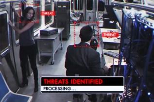 Surveillance in Person of Interest