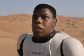 John Boyega Star Wars Force Awakens Disney stormtrooper tatooine