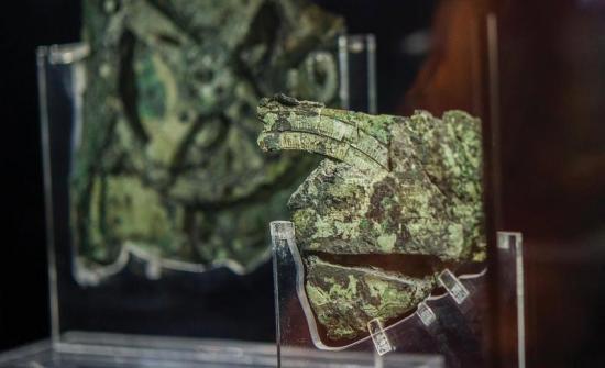 Antikythera Mechanism (Brett Seymour / WHOI)