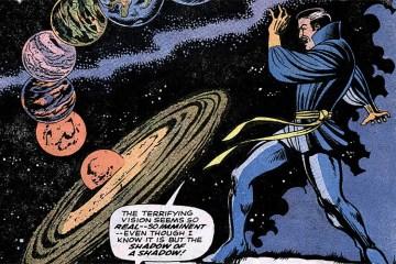 Dr Strange (from Strange Tales #158)