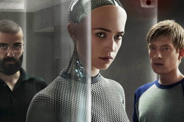 Promotional image for the movie Ex Machina