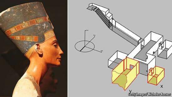 Is this Nefertiti's Tomb
