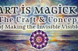Art is Magick Workshop