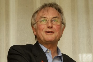 Richard Dawkins at the 34th American Atheists Conference Mike Cornwell