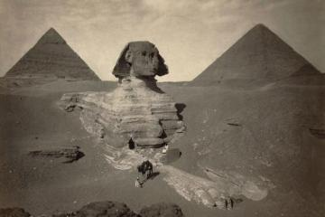 Buried Sphinx