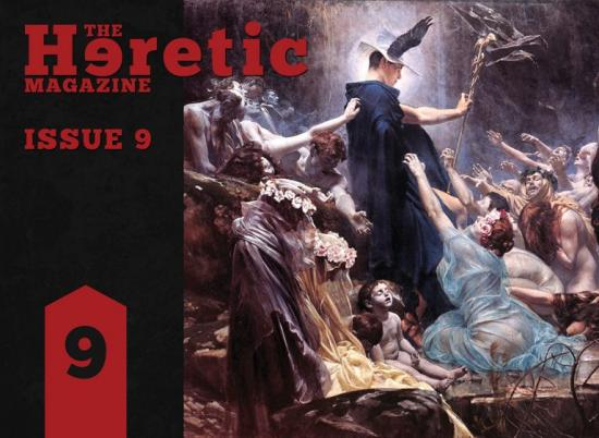 the heretic volume 9 the daily grail