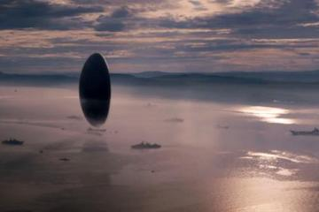 Shell Spaceship in Arrival