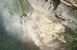 Hallucinogenic honey hunters of Nepal
