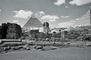 Giza Plateau