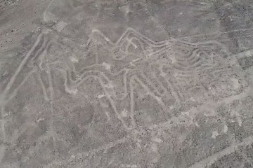 New 'Nazca Lines' discovered in Palpa province, Peru