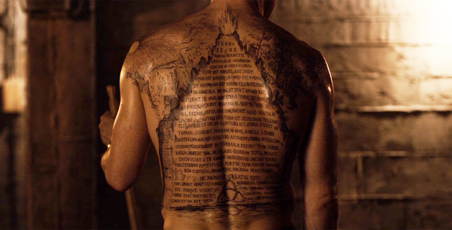 d57b9fe36 The Emerald Tablet: The Esoteric Text at the Core of Netflix's Hit Series  'Dark' - The Daily Grail