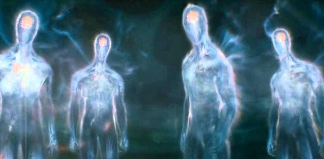 Advanced aliens