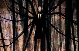 The Slender Man, by Image courtesy Cachét Whitman