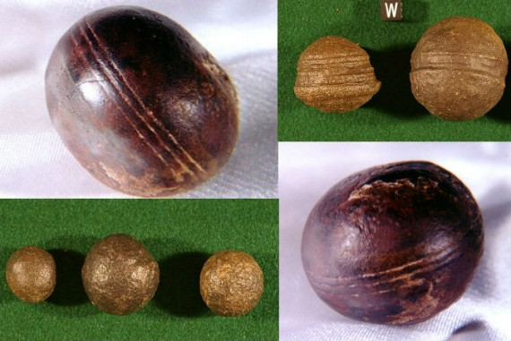 The Klerksdorp Spheres