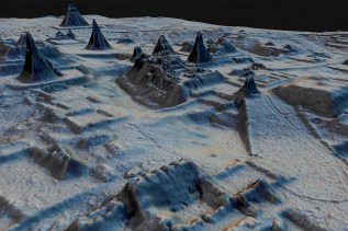 Ancient structures discovered with LiDAR