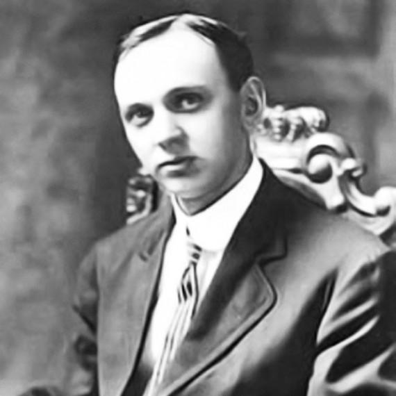 Edgar Cayce