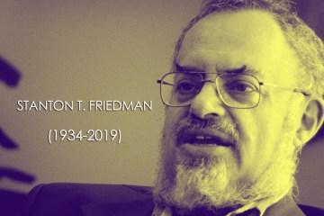 Stanton Friedman