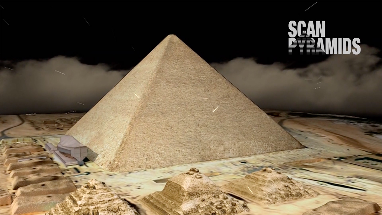 Mysterious 'Hidden Chamber' in Great Pyramid Confirmed by New Scans - The Daily Grail